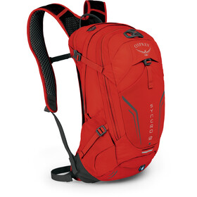Osprey Syncro 12 Sac à dos Homme, firebelly red